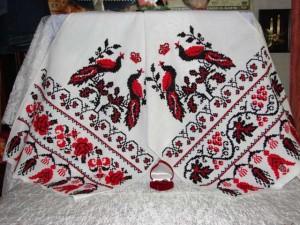 Все виды и типы свадебные рушники