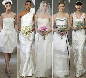 Что мы ожидаем от свадебной моды