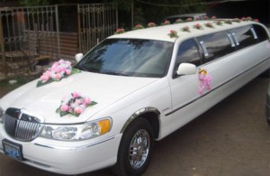 Лимузин- шик свадебных автомобилей