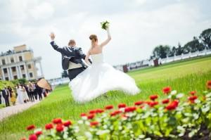 почему мы выбираем летнюю свадьбу?