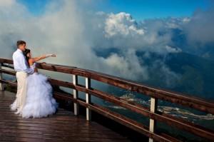 Свадьба в Сочи для самых романтичных пар