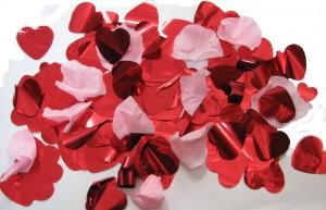 незабываемый способ оформить торжество- лепестки роз на свадьбу