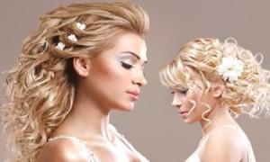 Свадеьная прическа: своеты невесте