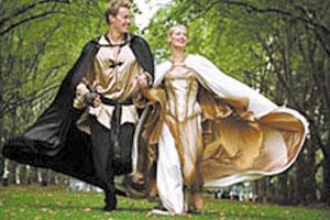Тематические свадьбы нынче в моде