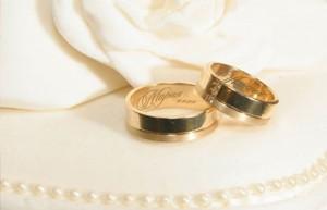 Ноу-хау на свадьбы: гравировка колец
