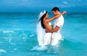 Свадьба в Доминиканской Республике очень романтичная!