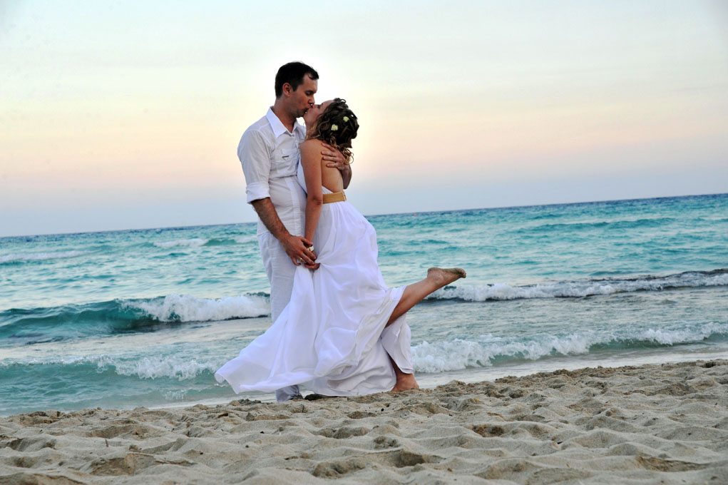 Пара со свадьбы фото