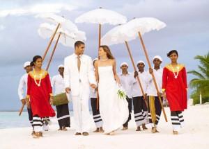 Свадьба за границей - мечта любой девушки