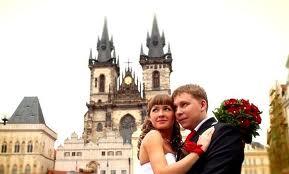 Свадьба в Праге для самых романтичных пар