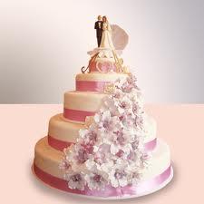 как вы думаете, сколько стоит свадебній торт?