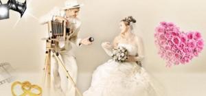 Обязательное условие на любой свадьбе должен быть кинооператор, снимающий свадебный фильм