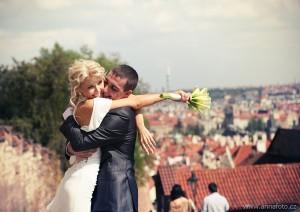 Сказочная свадьба - это свадьба в Праге!