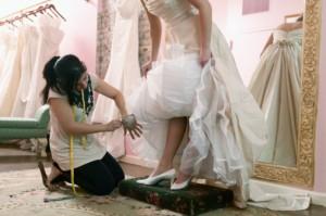 Пошив свадебных платьев на заказ как дань собственному видению платья
