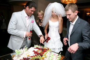 Свадьба без тамады что дым без огня!