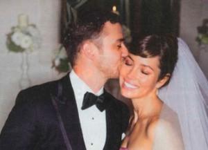 Stars wedding.  Джастин Тимберлейк и Джессики Бил поженились!