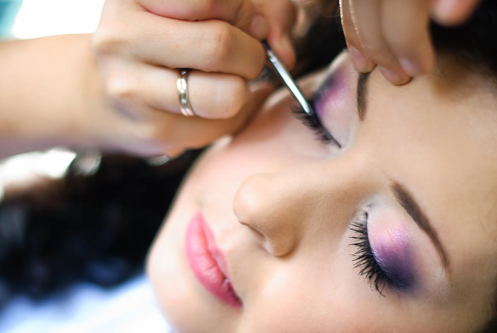 Салонная профессиональная косметика для визажа 19 фотография