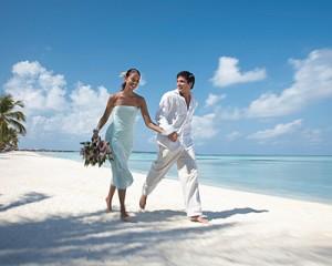 Свадебное путешествие на Мальдивы- это путешествие в рай!