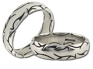Обручальные кольца палладий- великолепие во всем!
