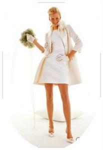 свадебные костюмы для невесты - очень практично и красиво