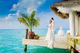 Символическая свадьба за границей- выбираем страну для отдыха