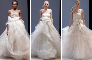 Заветная мечта любой невесты мира - свадебные платья от Vera Wang