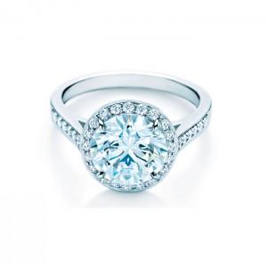 Что представляют собой свадебные кольца Тиффани?