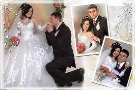 Оформление свадебных фото - красиво и оригинально