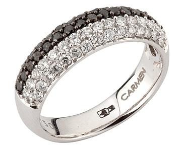 b6c657d6fb66 Обручальные кольца с черными бриллиантами – идеальное сочетание роскоши и  сдержанности