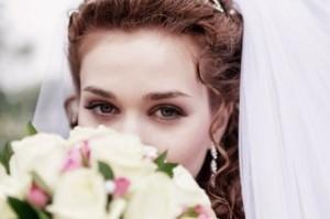 Натуральный стиль в макияже- вот каким может быть макияж для невест!