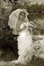 Свадебный зонт-любимый аксессуар невест
