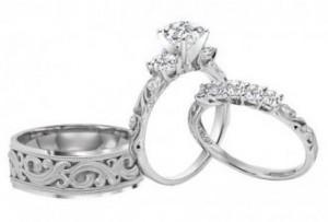 Обручальные кольца палладий - то, что нужно современной женщине