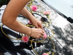 Флористическое оформление свадьбы-украшение машин, столов и все-все-все