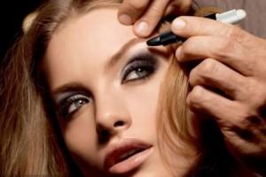 Каким может быть макияж для невест типа «smokey eyes»