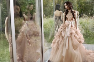 Свадебные платья от Vera Wang - самые романтичные и желанные