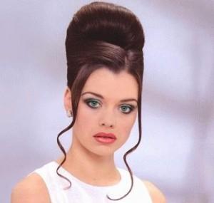 «Ретро» – макияж - отличное решение макияж для невест