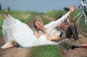 Как должна быть организована свадебная прогулка