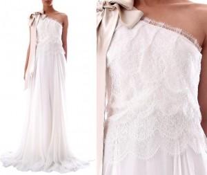 Испанские кружева- самые модные кружева для свадебных платьев