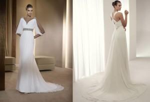 Свадебные платья маленьких размеров: как выбирать и с чем носить?