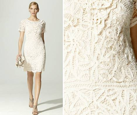 Кружева баттенберг: прекрасные кружева для украшения свадебных нарядов