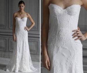 Кружева шантильи: замечательные кружева для свадебных платьев