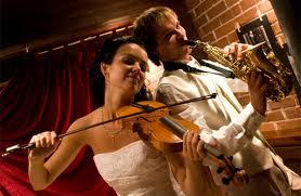 Джаз на свадьбу для любителей музыки в стиле джаз