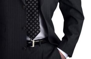 Ремень для свадебного костюма жениха