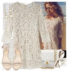 Белое коктейльное платье должно быть в гардеробе каждой модницы