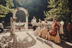 Струнный квартет на свадьбу - то, что нужно для индивидуальности