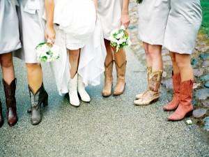 Свадьбы в ковбойском стиле: модно и стильно