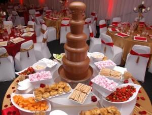 Несколько советов молодоженам как организовать фруктовой свадбы