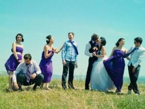 Свадьба организация в мини-стиле