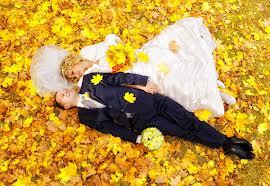 Свадебные услуги и осенняя фотосессия