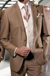 Мужской галстук для свадебного костюма, как подобрать