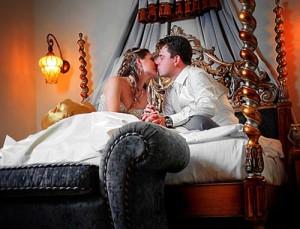 Первая брачная ночь и французский стиль ее проведения
